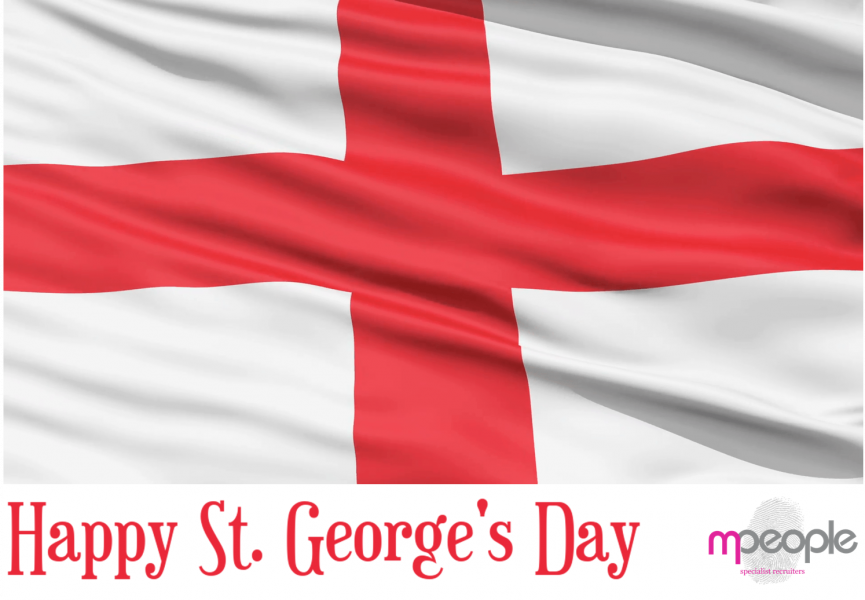Happy St. George's Day
