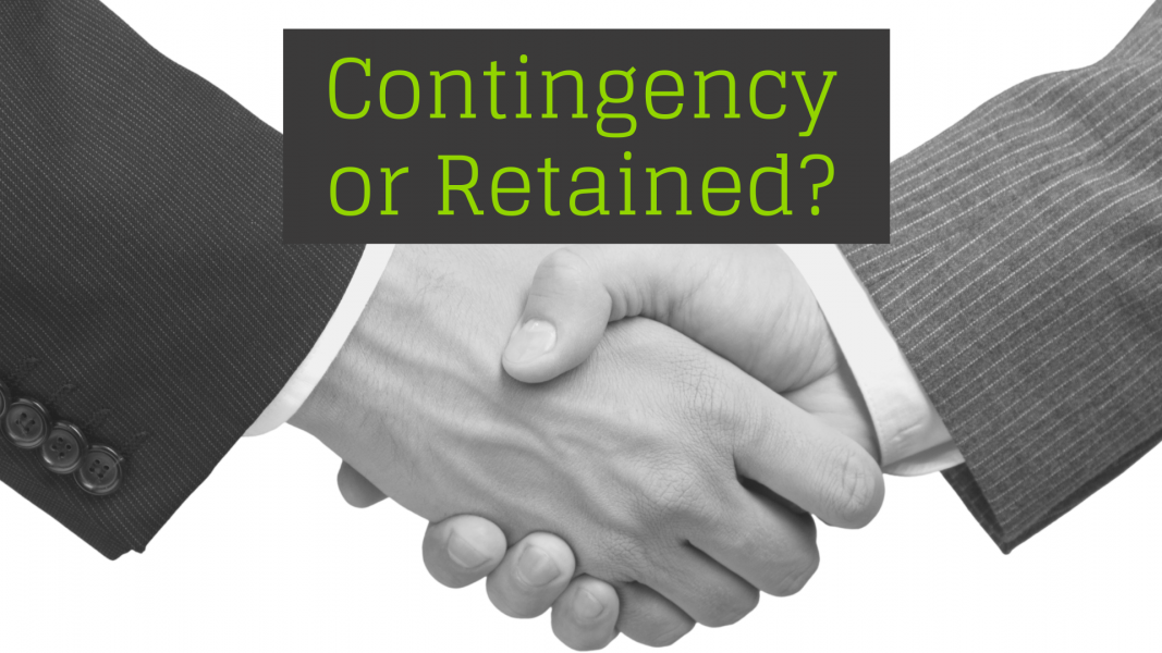 Contingency or Retained?